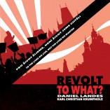 Revolt to What? Front Cover